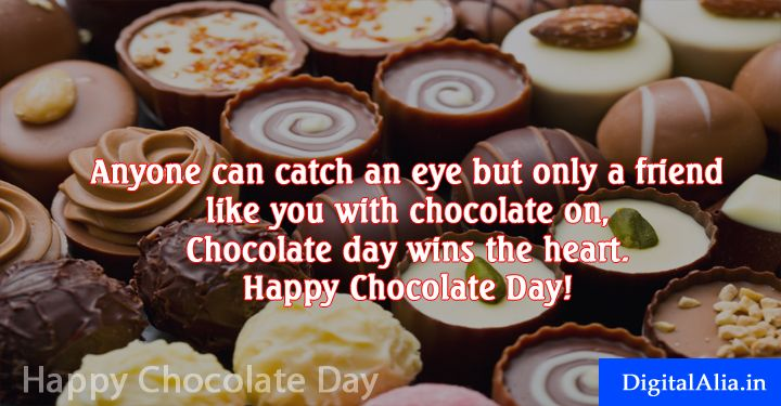 Happy Chocolate Day 2019 HD Images For Free Download