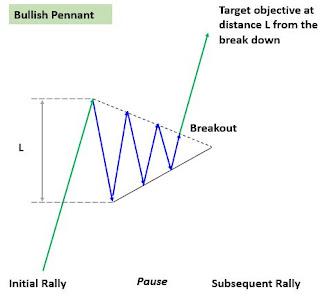 PGAS pattern bull pennant