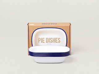 Falcon Pie Dishes