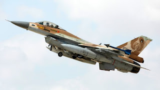 Syria: 'Israel attacked stockpiles of Iranian missiles'