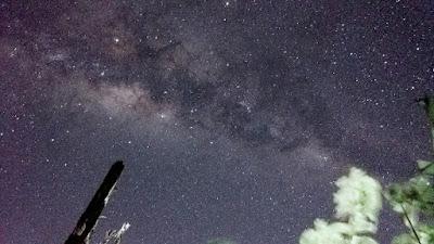 Percayakah Kamu Jika Keindahan Bintang dan Galaxy Langit Malam Bisa Dieksekusi Oleh Kamera Smartphone Xiaomi? Ini Tutorial Cara Mengambil Fotonya