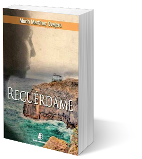 Portada del libro Recuérdame de la autora María Martínez Ovejero