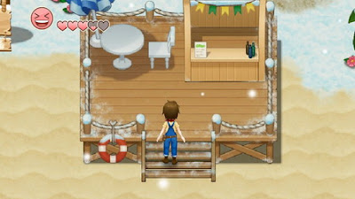 Nova's Shop by the Sea Harvest Moon: Light of Hope