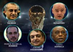Fifa president election 2016