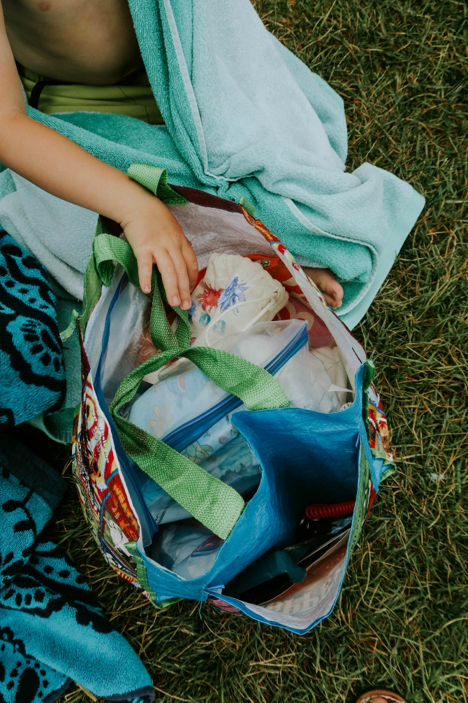 What's in my Swimming Lesson Bag: 9 Swim Bag Essentials by Utah lifestyle blogger Michelle of Mumsy
