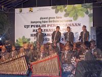 Kelurahan Duwet Bangun Kampung Hijau Berbasis Pertanian