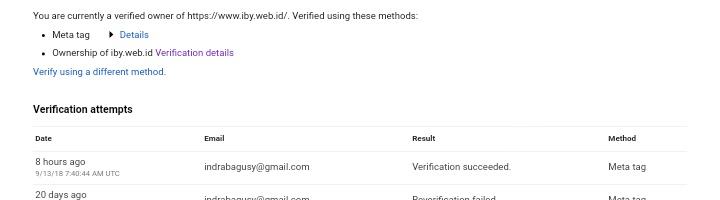Cara Mengetahui Ulang DNS CNAME record