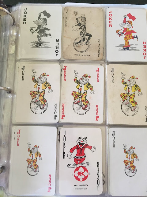 Bicycle Playing Card Jokers 5