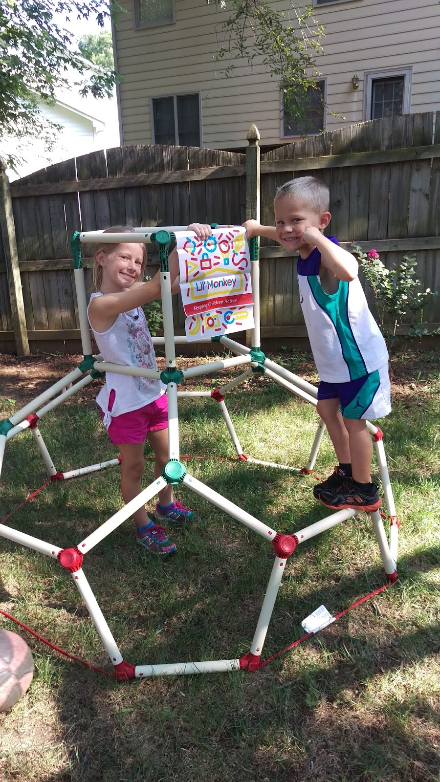 3 Games Your Kids Can Play On The Lil Monkey Dome Climber My Mom