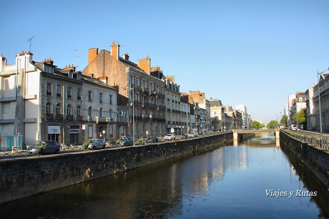 Río Villaine, Rennes