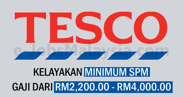 Tesco Store Malaysia Sdn Bhd