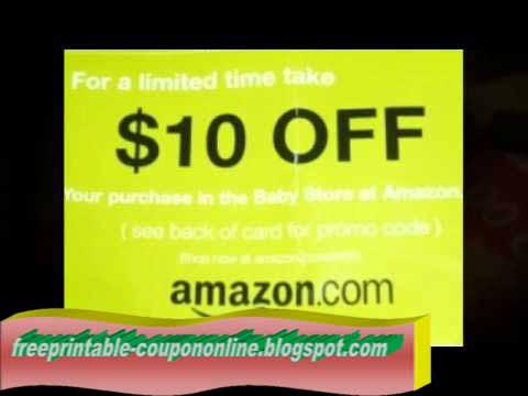 Printable Coupons 2019: Amazon Coupons