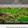 Luxurious Scottsdale Golf Club : Country Club at DC Ranch