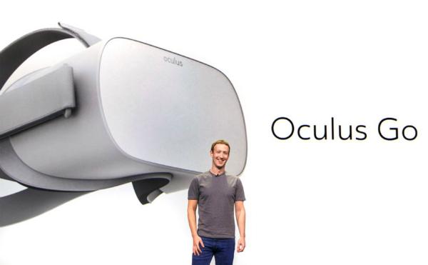 معلومات جديدة عن نظارة فيسبوك للواقع الافتراضي Oculus Go