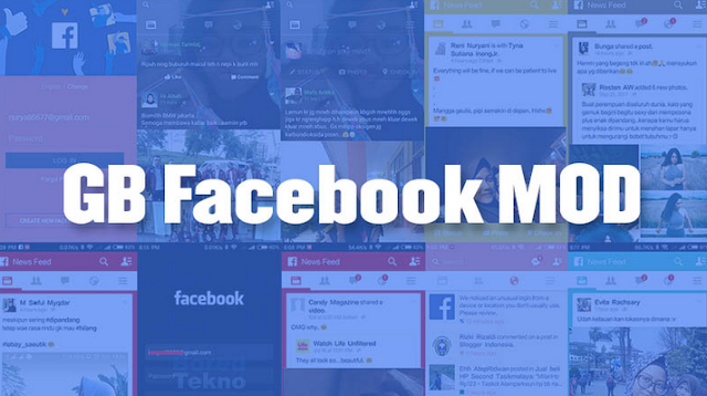 Fb Mod 2019 - Download GB Facebook Mod Apk Versi Terbaru 2019