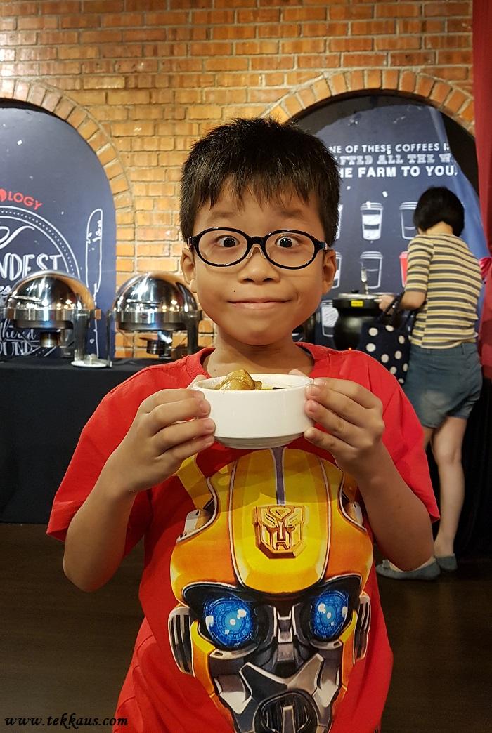 Ramadhan Buffet Dinner at Cofeology Cafe & Restaurant Bukit Beruang Melaka