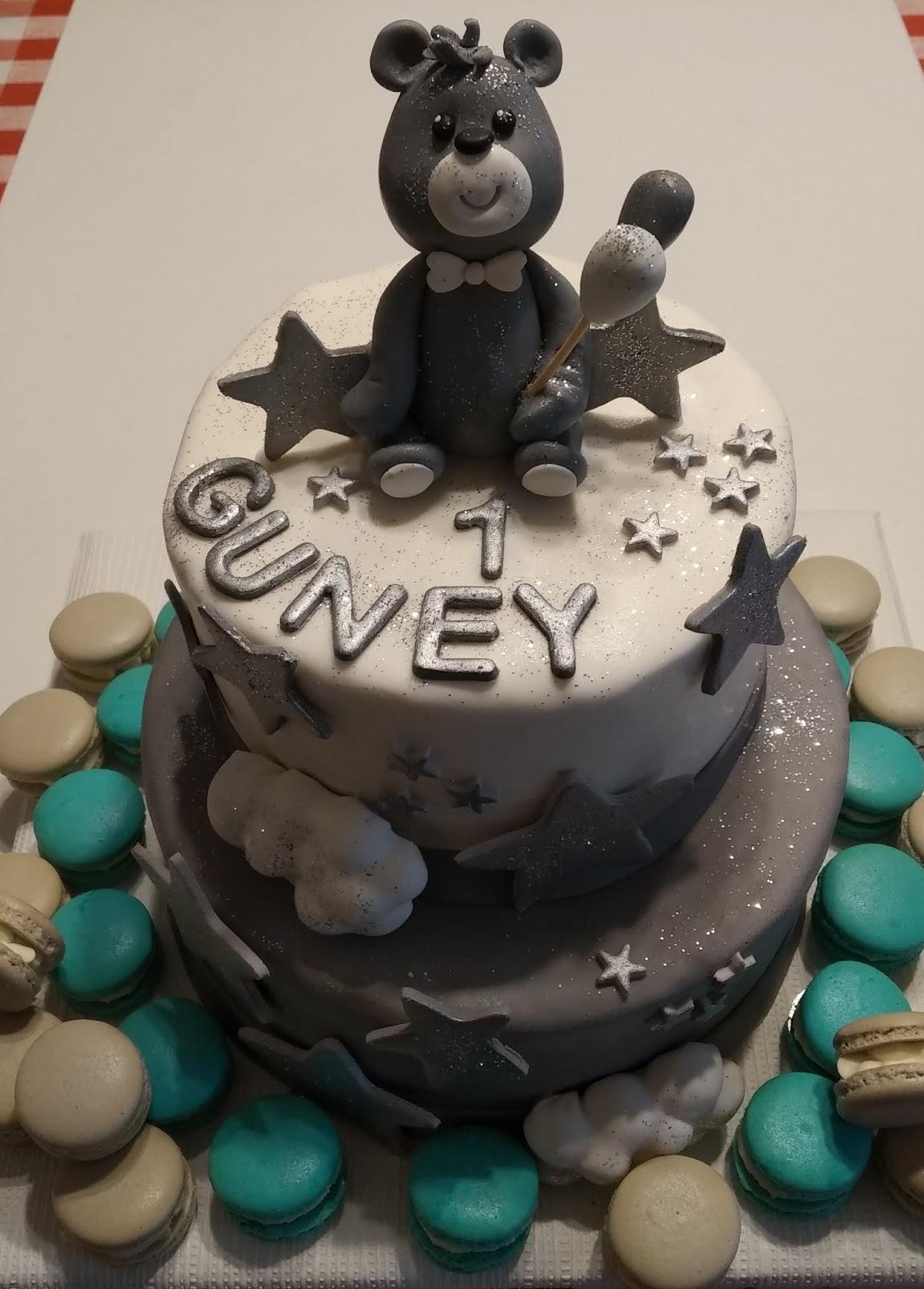 Gâteau Danniversaire Ourson Gateaux Daline
