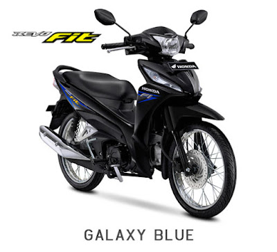 Revo Fit Galaxy Blue 2018 Anisa Naga Mas Motor Klaten Dealer Asli Resmi Astra Honda Motor Klaten Boyolali Solo Jogja Wonogiri Sragen Karanganyar Magelang Jawa Tengah.