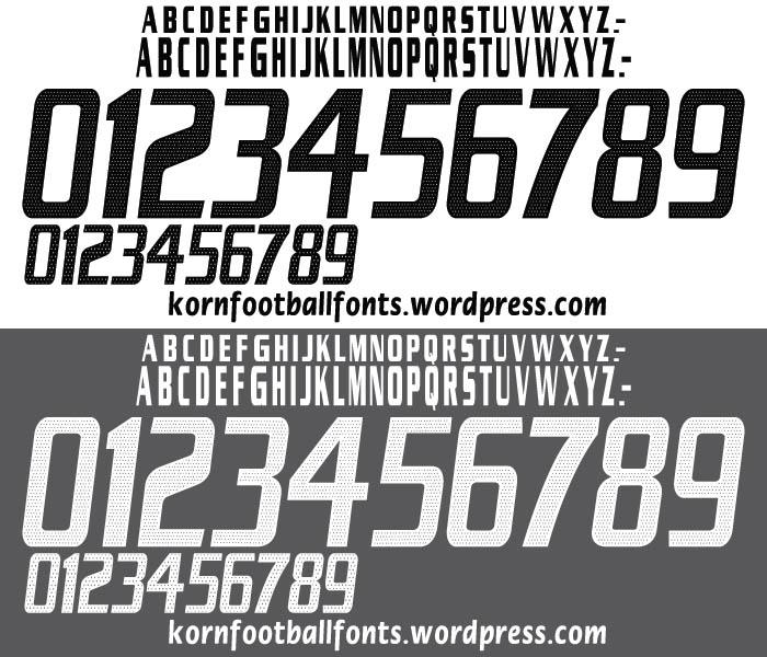 Adidas 2002 font