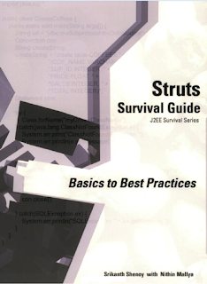 Good Struts Book For Java Developers