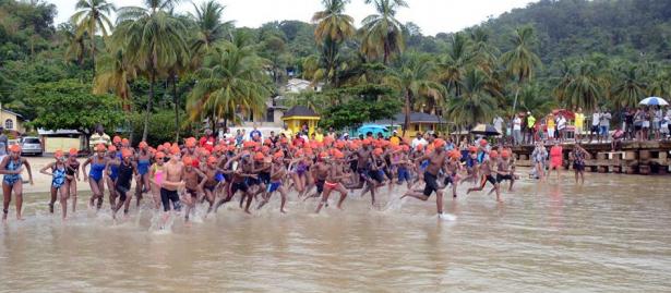 The Daily News of Open Water Swimming: 2016 ASATT Maracas Open Water ...