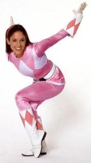 Kimberly (Ranger Pink) - Amy Jo Johnson