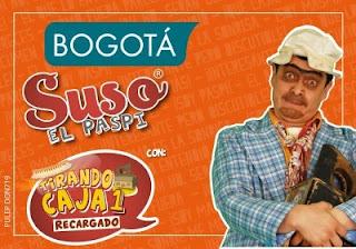 POS 1 TIRANDO CAJA por Suso el Paspi Bogota 2019