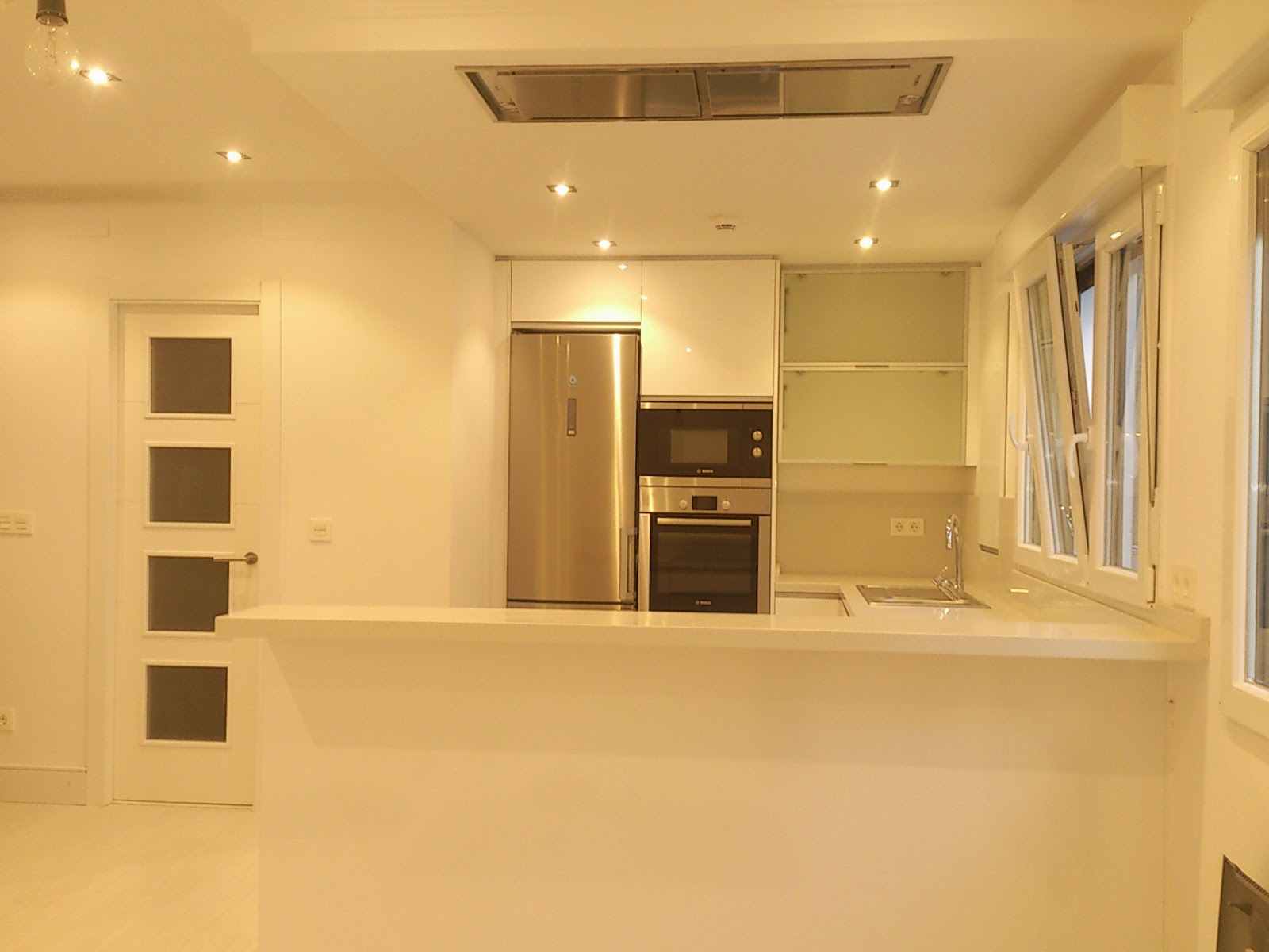 cocina-comedor cuarto de lavado,www.lolatorgadecoracion.es