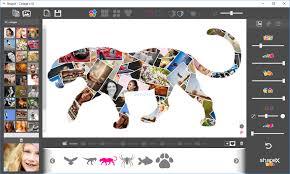 ShapeX - Programma gratuito per creare facilmente collage di foto in diverse forme