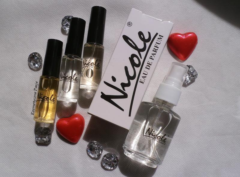 nicole odpowiedniki perfum zapachy