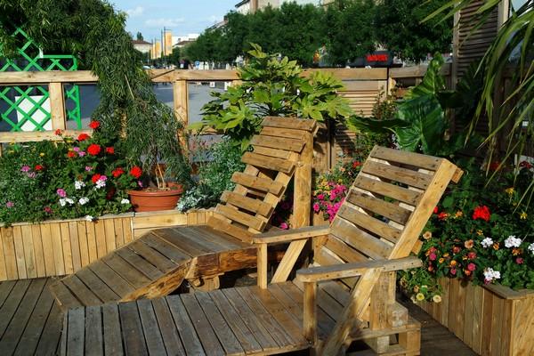 bourg-en-bresse esplanade comédie jardin éphémère