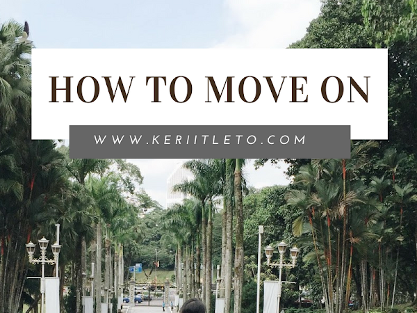 [November Special] How to move on?