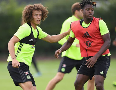 David Luiz Dan Batshuayi Akan Di Lepas Conte Demi Tambah Modal