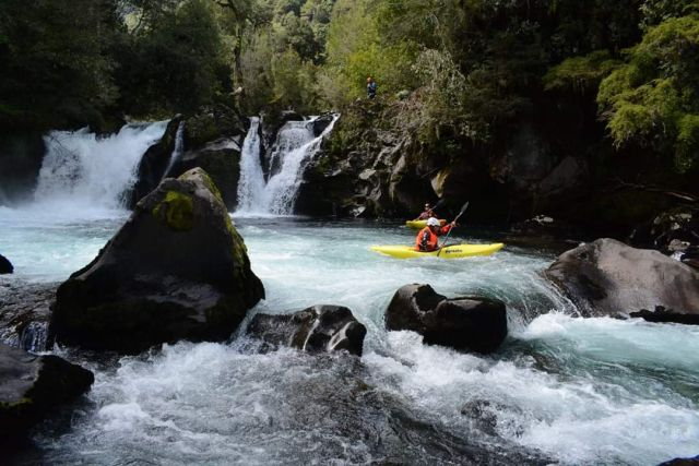 Alcalde de Hualaihué ingresa recurso de protección en contra hidroeléctrica