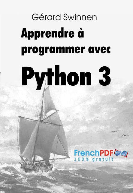 Apprendre à programmer avec Python 3 en PDF gratuitement