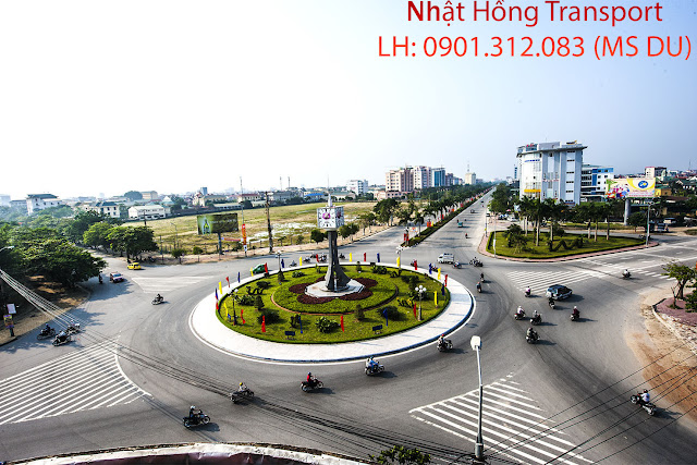 Công ty vận chuyển hàng hóa đi Nghệ An giá rẻ nhất Tphcm