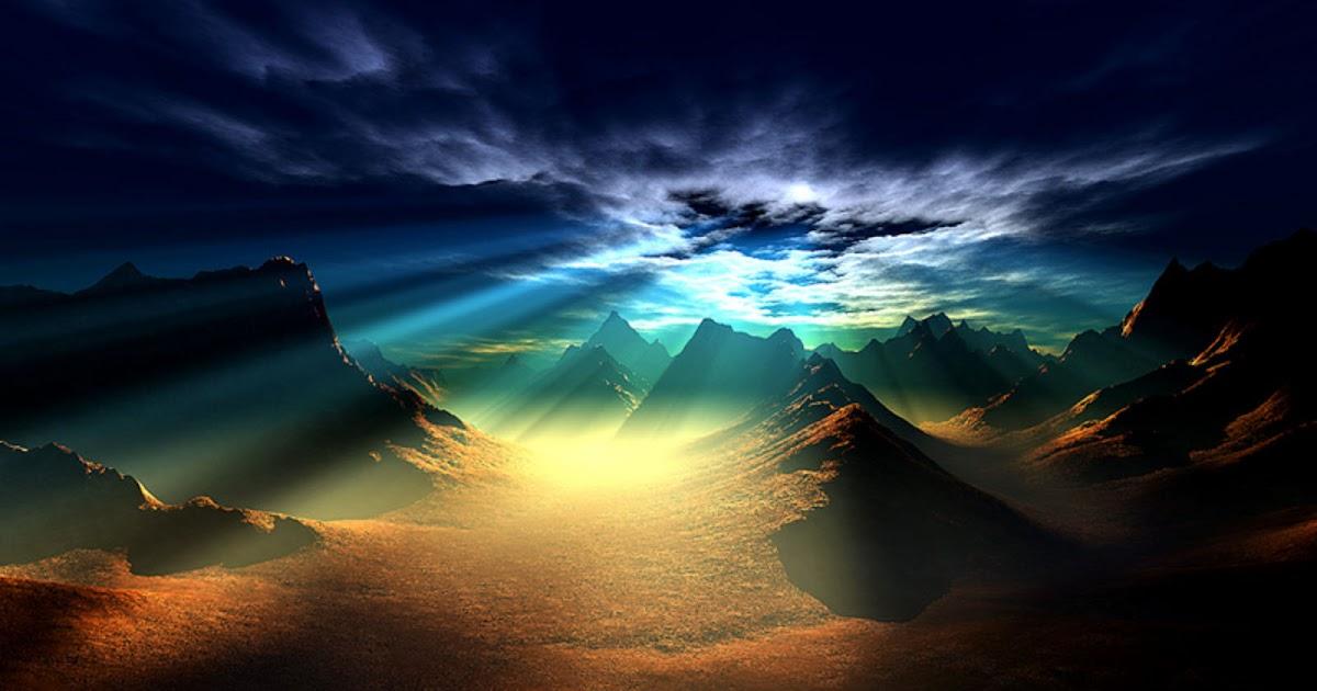Foto Gunung dan Gambar Pegunungan yang Indah dan Spektakuler