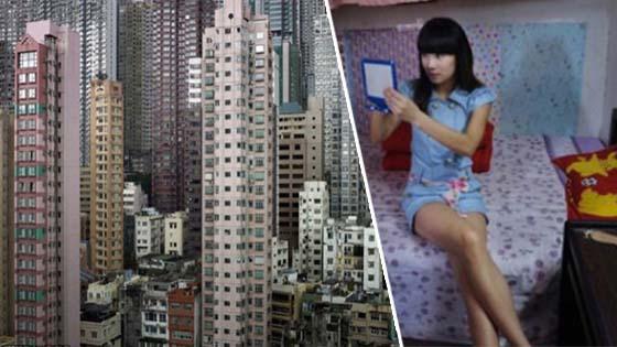 Beginilah Keadaan Sebenar Flat Kos Rendah Di Hong Kong Yang Sungguh Menyedihkan