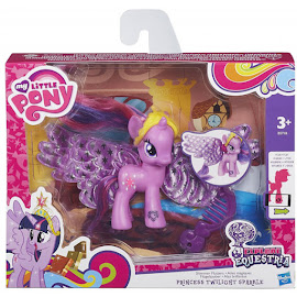 My Little Pony Shimmer Flutters Twilight Sparkle Brushable Pony