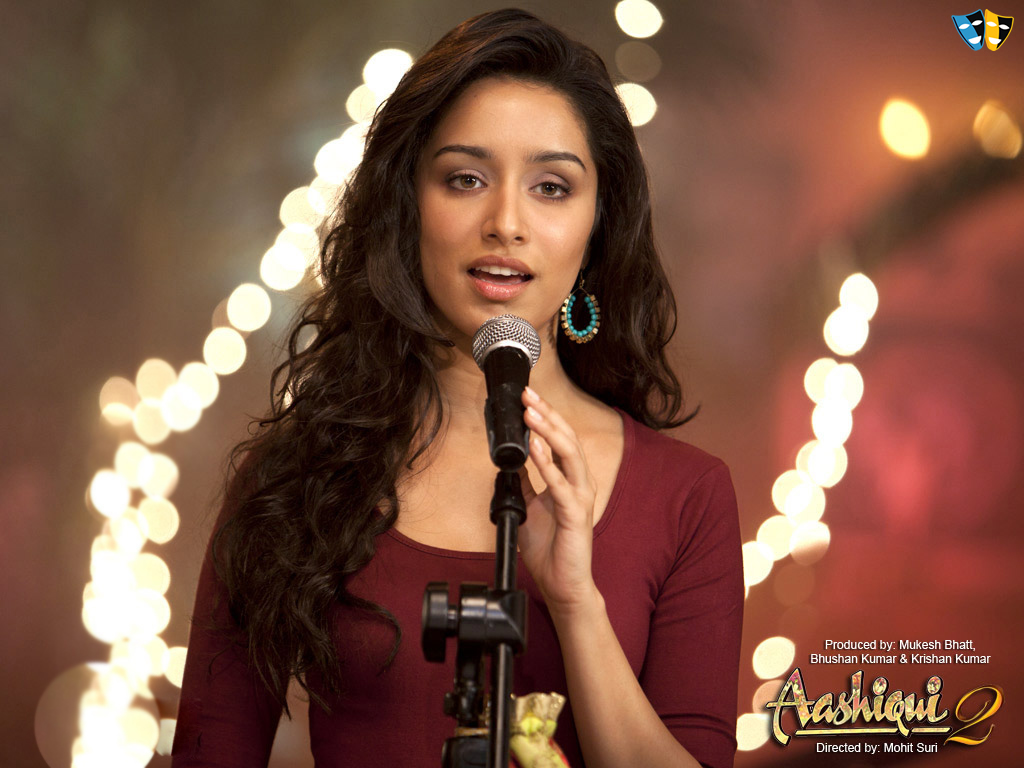 Download Shraddha Kapoor In Aashiqui 2 Movie Hd Wallpaper: It's All About Wallpapers