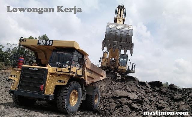 Lowongan Kerja Tambang Batubara terbaru 2018 di Kalimantan Timur