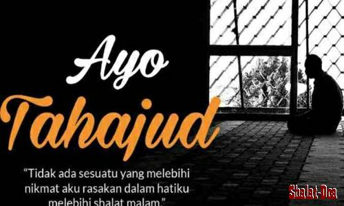 Bacaan  Niat Tata Cara Serta Keutamaan Doa Sesudah Sholat Tahajud