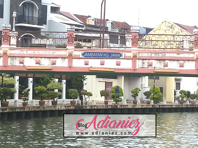 Atok Uwan Teringin Makan Sate Tepi Sungai Dengan Cucu ~ Restoran Line Clear, Kg Jawa