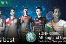 Yonex All England 2018 Tayang di ON Channel K Vision