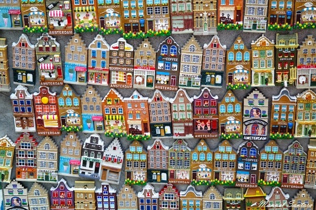 Amsterdam, souvenir