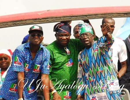 Ambode Ignores Fashola, Says Johnson, Jakande, Tinubu Made Modern Lagos