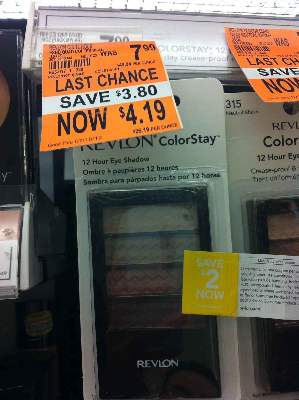 Walgreens: Makeup Clearance - Drugstore Divas