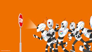 Cara Mengatasi URL yang dicekal robots.txt  -  Blocked by Robots