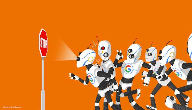 Cara Mengatasi Indexed Though Blocked by robots.txt
