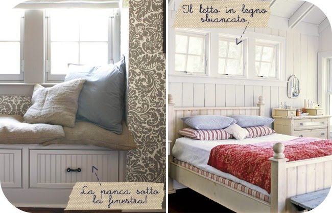 Bedroom ideas the apple market - Panca sotto finestra ...